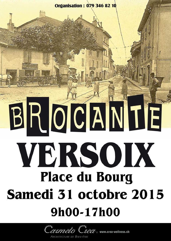 Place du Bourg Octobre 2015